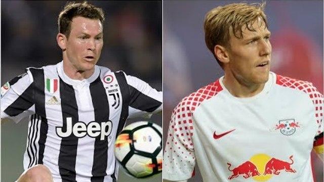 Arsenal Make Moves For Stephan Lichtsteiner & Emil Forsberg! | AFTV Transfer Daily