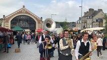 Lancement en fanfare du festival Vibra'môme
