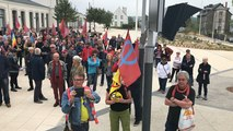 230 personnes à la Marée populaire à Morlaix