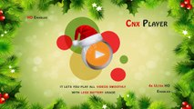 """Merry Christmas 2017"" from CnX Player"