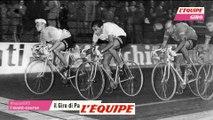 Le Giro de Jean-Paul Ollivier, deux sprints français de légende - Cyclisme - Giro