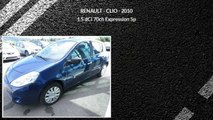 Annonce Occasion Renault Clio 1.5 dCi 70ch Expression 5p