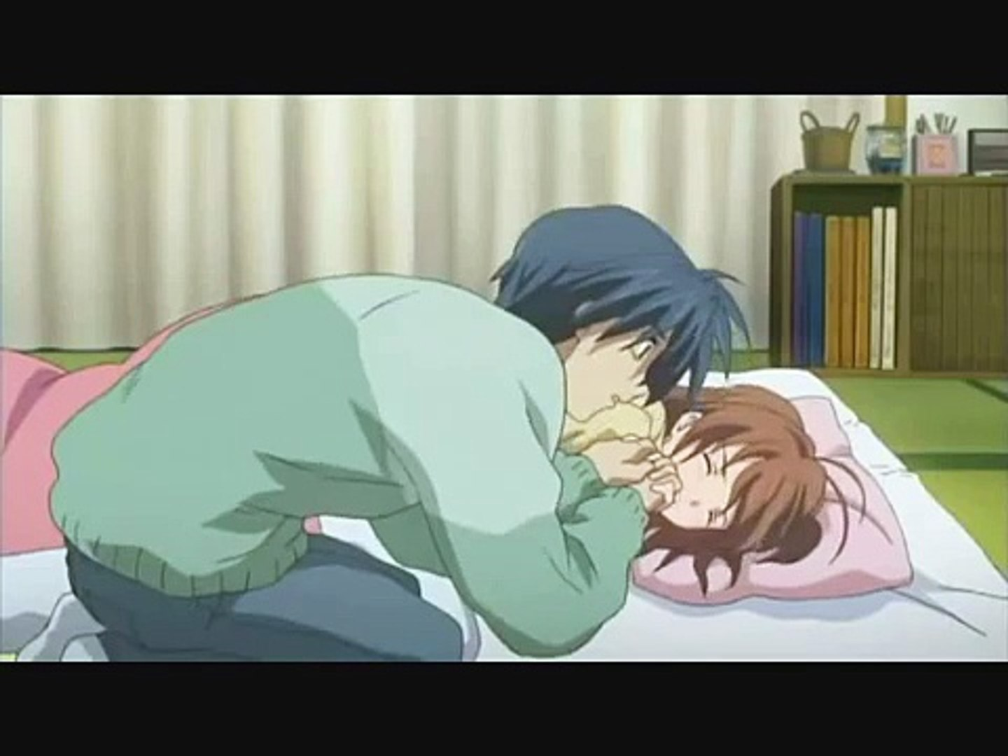 Clannad Nagisa Is Giving Birth Video Dailymotion