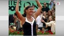 """Roland-Garros : Le jour où Mary Pierce a remporté Roland-Garros dans l'émission """"30 ans d'émotions"""""""