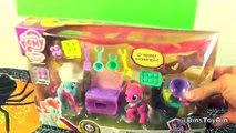 My Little Pony MRS. CAKE Princess Celebration Bakery & Twirly Treats Review! by Bins Toy Bin