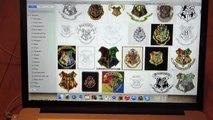 Diy Harry Potter Room Decor Video Dailymotion