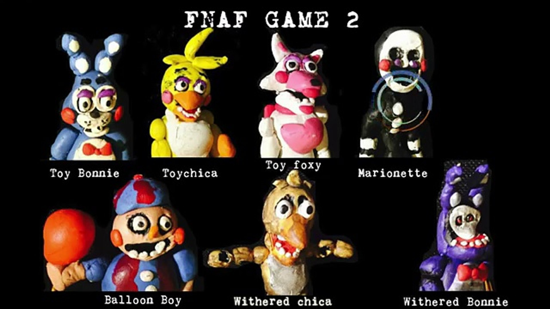 Five Nights at Freddys Jumpscare Simulator FNAF 1 2 3 4 & Fan Games
