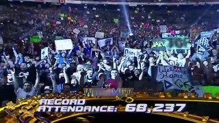 Wrestlemania 18 2002 XVIII Full Screen Part 4 HD