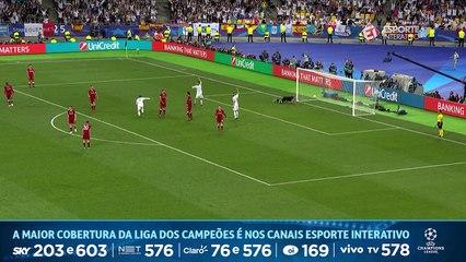GOLAÇO DO REAL MADRID! Bale desempata a partida com uma PINTURA!