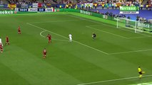Karim Benzema - FUNNY GOAL - Real Madrid VS Liverpool - Champions Leauge Final