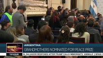 Grandmothers of Plaza de Mayo nominated for Nobel Peace Prize