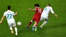 Ramos' challenge on Salah like wrestling - Klopp
