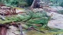 Aftermath Of Cyclone Mekunu in Oman...!!!Live footage...!!!