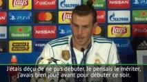 Bale voulait rentrer dans l'histoire avec le Real Madrid