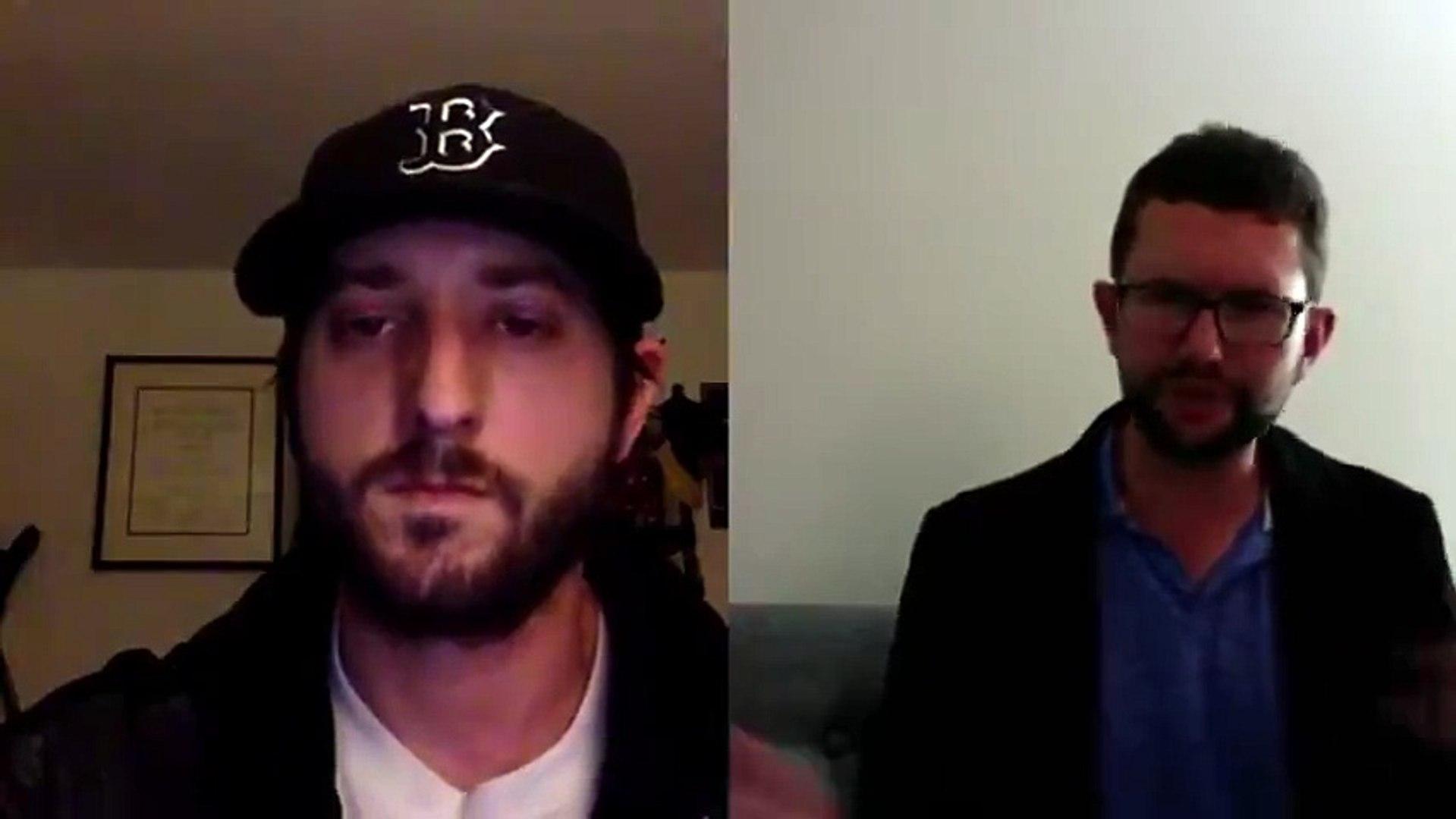 Titus Frost / David Seaman livestream 5.25.2018 - QANON, Trump, Pizzagate