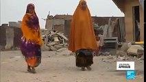 Pauvrete a grande echelle a DjiboutiReportage de France 24 sur la misere des quartiers de bidonville a Balbala.Resultat d'une gestion desastreuse du gouvern