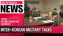 Inter-Korean military talks expected to be held early June to discuss ways to ease tension