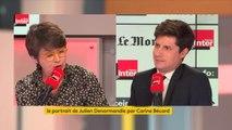 Le portrait de Julien Denormandie par Carine Bécard, dans Questions Politiques