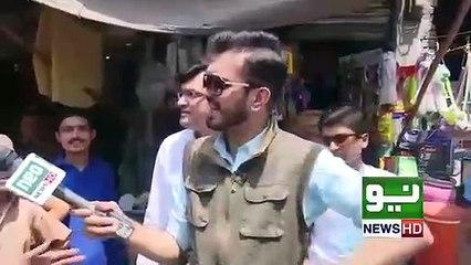 PTI's Voter Brutally Grilled PML-N