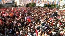 Cumhurbaşkanı Erdoğan: 'Çıraklarla mıraklarla bu iş olmaz, bu iş yürek işi yürek'
