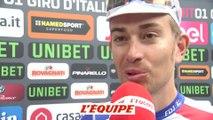 Roy «Thibaut laisse un grand vide» - Cyclisme - Giro