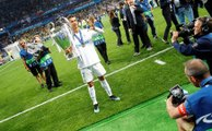 Ronaldo drops hint he may leave Real after final triumph