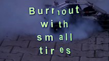 Burnout with small Tires - RC Cars / Ferngesteuerte Autos - HPI Baja 5b