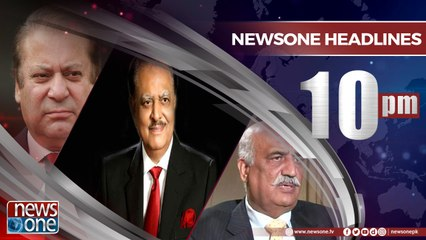 Newsone Headlines 10PM | 27-May-2018