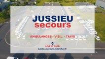 Jussieu Secours Loir-et-Cher, ambulances, taxis et VSL dans le Loir-et-Cher.
