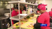 Survivors of Sex Trafficking Find Healing in Cooking Class