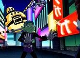 Teen Titans  Les Jeunes Titans - S00E02 - Trouble in Tokyo - partie B
