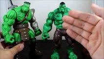 Marvel Legends Planet Hulk
