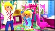 Film Playmobil en français - Naissance des jumeaux! La famille Brie s'agrandit - Série pour enfants
