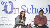 Ram Gopal Varma Launch His Film Institute Rgv Unschool