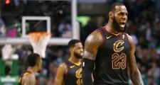 Cleveland kazandı, LeBron James 8. Kez Finale Yükseldi