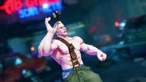 Street Fighter V : Arcade Edition - Bande-annonce de Cody