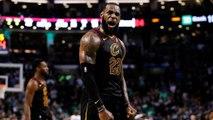 NBA: un mostruoso LeBron James trascina i Cavs in finale