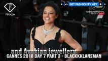 Naomi Campbell in BlacKkKlansman at Cannes Film Festival 2018 Day 7 Part 3 | FashionTV | FTV