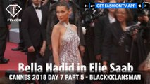 Bella Hadid in Blackkklansman Red Carpet at Cannes Film Festival 2018 Day 7 Part 5 | FashionTV | FTV