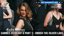Under The Silver Lake Red Carpet at Cannes Film Festival 2018 Day 8 Part 1   FashionTV   FTV