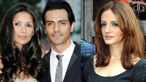Arjun Rampal & Mehr Jessia:  Sussanne Khan REASON behind Divorce !   FilmiBeat