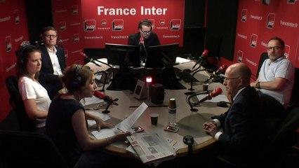 Eric Ciotti invité de Léa Salamé dans le 7-9 de France Inter