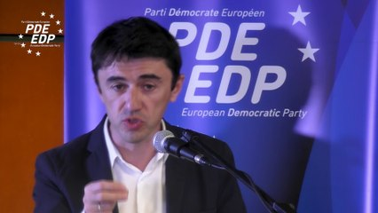 Colloque PDE Europe – Caraïbes  - Intervention de Yann WEHRLING