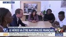 Enfant sauvé à Paris: Le maire de Montreuil propose à Mamoudou Gassama de devenir citoyen d'honneur de la ville