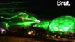 Eden Project : un complexe écologique niché dans un cratère