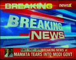 West Bengal CM Mamata Banerjee tears into Modi govt., asks why centre is not able to find solution