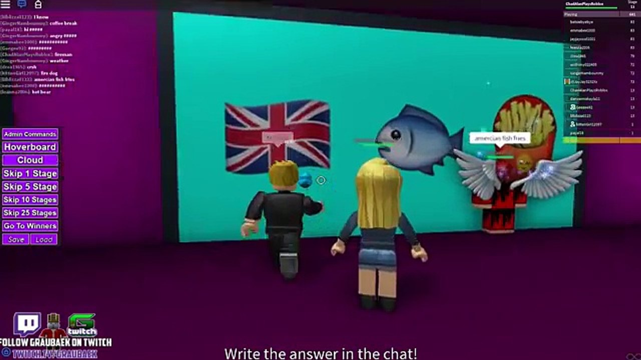 Roblox Guess The Emoji Challenge Gamer Chad Plays Video