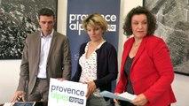 Alpes-de-Haute-Provence : nouveau logo pour Provence Alpes Agglo !