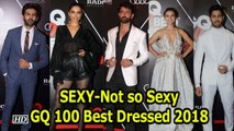 SEXY OR Not so Sexy – Who fits in GQ 100 Best Dressed 2018