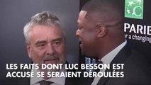 Luc Besson accusé de viol : cette preuve qui pourrait le blanchir